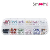 SmoothNails Nail Art Strass Deluxe_