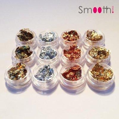 SmoothNails Foils set