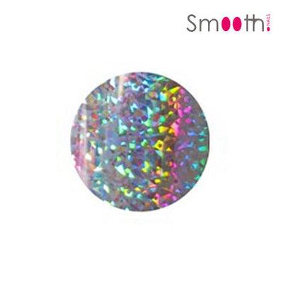 SmoothNails Foil Dazzling Silver