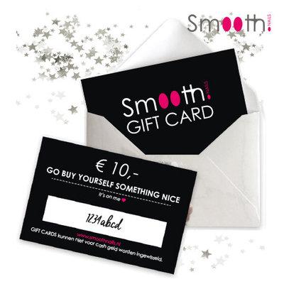 SmoothNails GIFT CARD 10