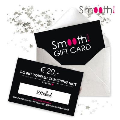 SmoothNails GIFT CARD 20