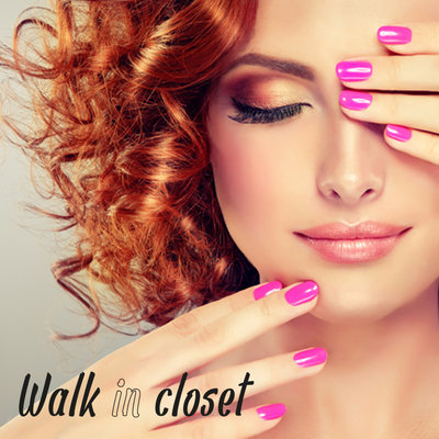 Gellak set: Walk in Closet 5x