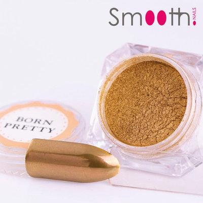 SmoothNails Chrome Gold Powder