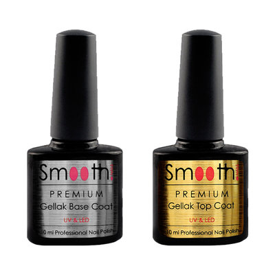 Premium Base Coat & Top Coat