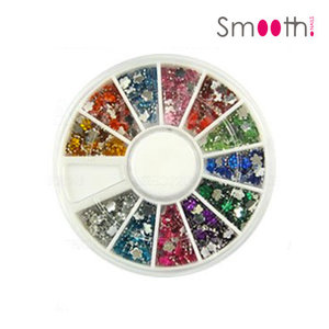 SmoothNails Strass Flower
