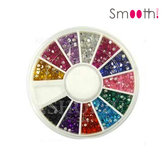 SmoothNails-Strass-Round